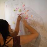 mapa de accion de colectivos en Ciudad Juarez
