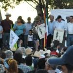 Firma del pacto nacional ciudadano en Juarez, 10 de Junio del 2011