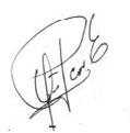 firma limpia padre Oscar