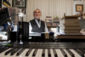 Luis Maguregui, fotografía tomada de © Stefan Falke http://www.stefanfalke.com/